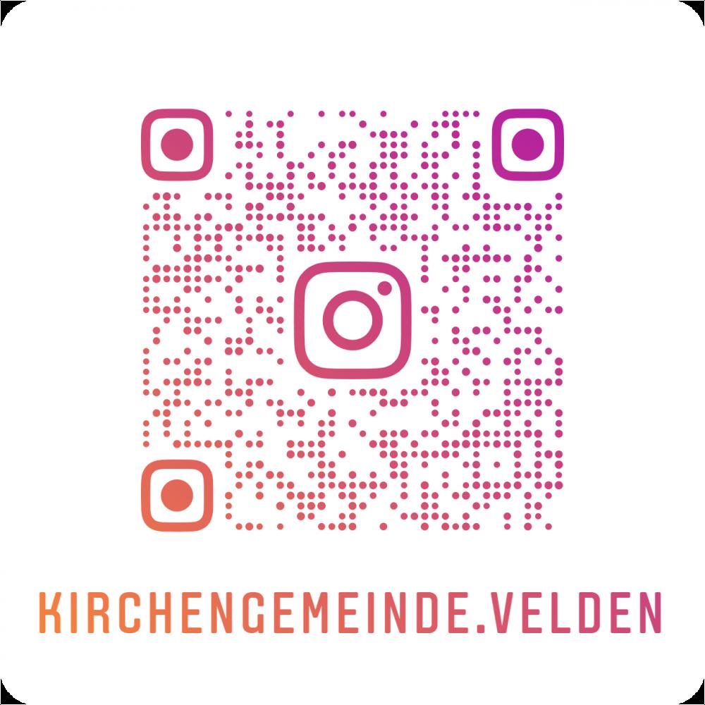 Follow Kirchengemeinde Velden auf Instagram